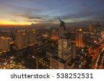 jakarta officially the special... | Shutterstock . vector #538252531