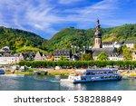Romantic Rhein River Cruises....