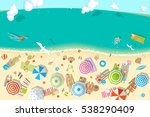vector illustration. people on... | Shutterstock .eps vector #538290409