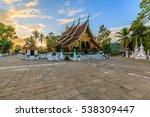 Wat Xieng Thong In Luang...