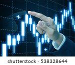 trading stock   Shutterstock . vector #538328644