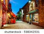 kilkenny  ireland   november 22 ... | Shutterstock . vector #538342531