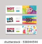 vector set of color full price...