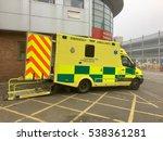 national health service  uk  ... | Shutterstock . vector #538361281