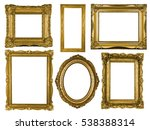Collection Of Wooden Frames...