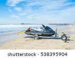 Jet Ski In Pacific Beach ...