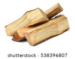 Pile Of Firewood Sight Along...