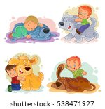 clip art illustrations of... | Shutterstock .eps vector #538471927