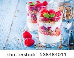 Healthy Breakfast  Yogurt...
