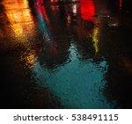 abstract urban background.... | Shutterstock . vector #538491115