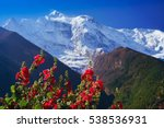 North Face Of Annapurna Ii...