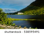Kylemore Abbey In Ireland Unde...