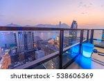 hong kong  china   january 1 ... | Shutterstock . vector #538606369