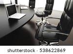 boardroom  meeting room and... | Shutterstock . vector #538622869