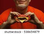 unhealthy eating. junk food...   Shutterstock . vector #538654879