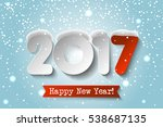 Vector Happy New Year 2017...