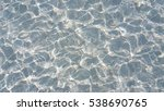 Close Up Clear Water Texture...