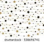 holiday background  seamless... | Shutterstock . vector #538696741