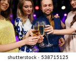 party  holidays  celebration ... | Shutterstock . vector #538715125