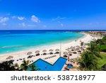 Cancun Beach  Cancun  Mexico ...
