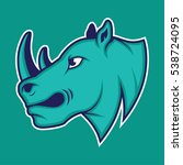 Rhinos Mascot