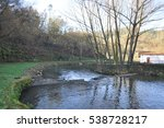 brook  river  mill | Shutterstock . vector #538728217