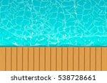 sea coast wood | Shutterstock .eps vector #538728661