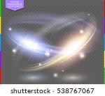 Circular Lens Flare Transparent ...