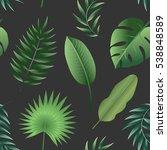 vector seamless pattern...   Shutterstock .eps vector #538848589
