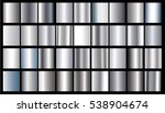 silver gradient background... | Shutterstock .eps vector #538904674