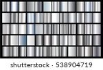 silver abstract gradient... | Shutterstock .eps vector #538904719