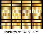 gold gradient background vector
