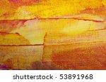 detail original artwork oil... | Shutterstock . vector #53891968