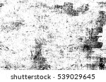 grunge black and white urban... | Shutterstock .eps vector #539029645