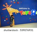 bangkok  thailand  november 18  ...   Shutterstock . vector #539076931