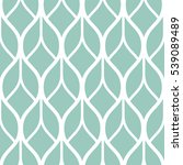 abstract geometric pattern with ... | Shutterstock .eps vector #539089489