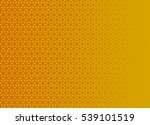 geometric shaped background.... | Shutterstock .eps vector #539101519