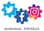 kiev  ukraine   december 20 ...   Shutterstock . vector #539103121