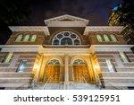 Historic Church At Night In...