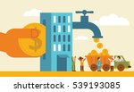 rate of return | Shutterstock .eps vector #539193085