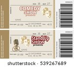 Ticket  Comedy  Show  Fun ...