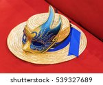 gondolier hat and carnival mask ...