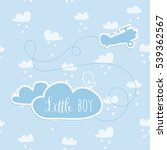"""""""a Little Boy"""" Sign On The..."""