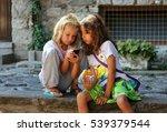 nesebar  bulgaria   sep 12 ... | Shutterstock . vector #539379544