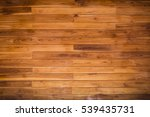 wooden texture background. teak ... | Shutterstock . vector #539435731