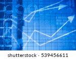 modern office windows business...   Shutterstock . vector #539456611
