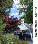 conservatory view | Shutterstock . vector #539472