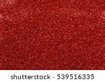 red glitter texture background | Shutterstock . vector #539516335