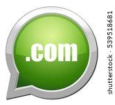 .com button | Shutterstock .eps vector #539518681