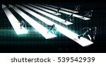 business accelerator program... | Shutterstock . vector #539542939